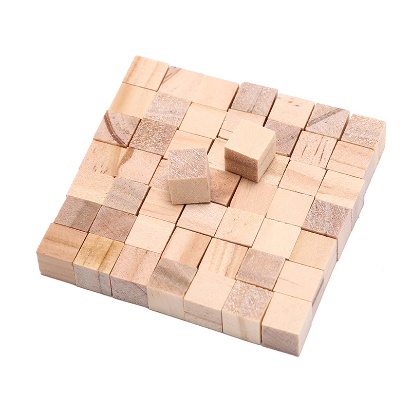 High Quality Wooden Square Tiles for Crafts Wood Family ...