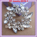 Hot Sale Retail Crystal Floral Brooch For Wedding Party Engagement Wedding Cake Pins Factory Direct Sale Cheap Price!!