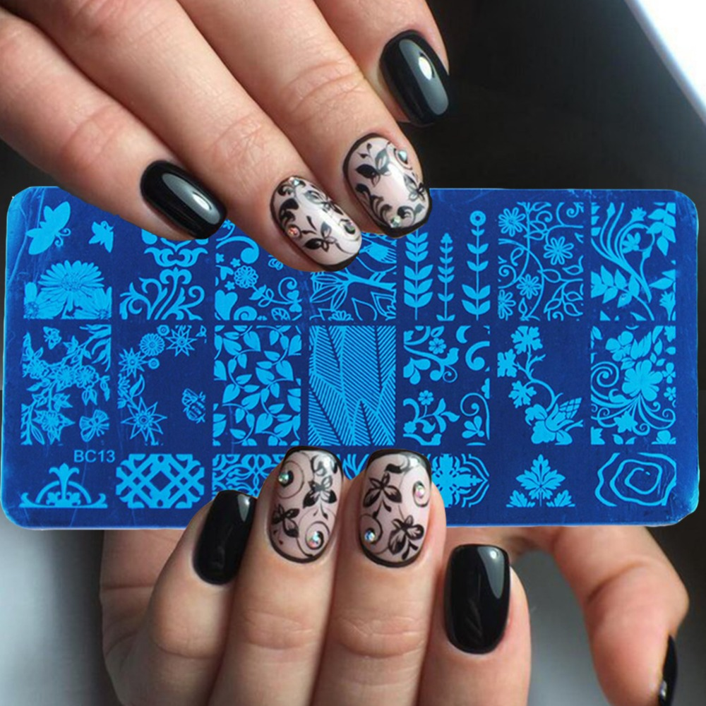 Nail Art Games For Girls On The App Store: Nail Art Stamping Template Image Plate Nail Stamping