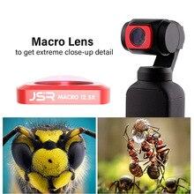 Osmo 포켓 카메라 필터 클로즈업 매크로 렌즈/스타/편광 pl 필터 dji osmo 포켓 광학 유리 렌즈 액세서리