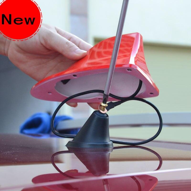 Prix pour Opel Meriva voiture avec 3 M adhésif radio aileron de requin signal d'antenne aileron de requin antenne