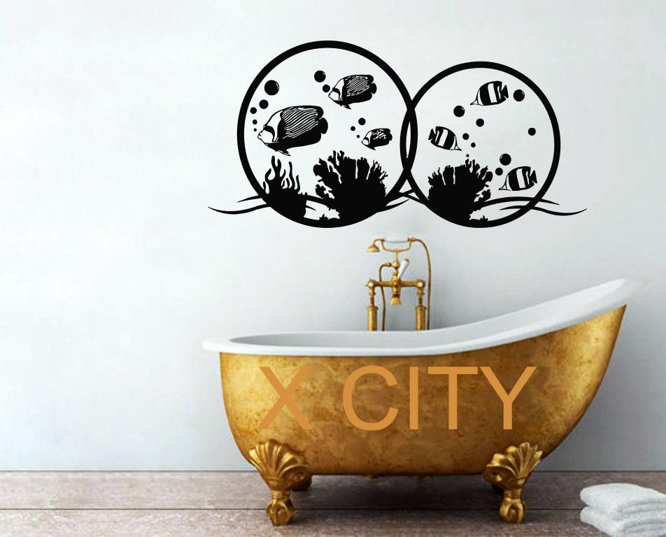 Online Get Cheap Aquarium Bathroom Decor -Aliexpress.com | Alibaba ...
