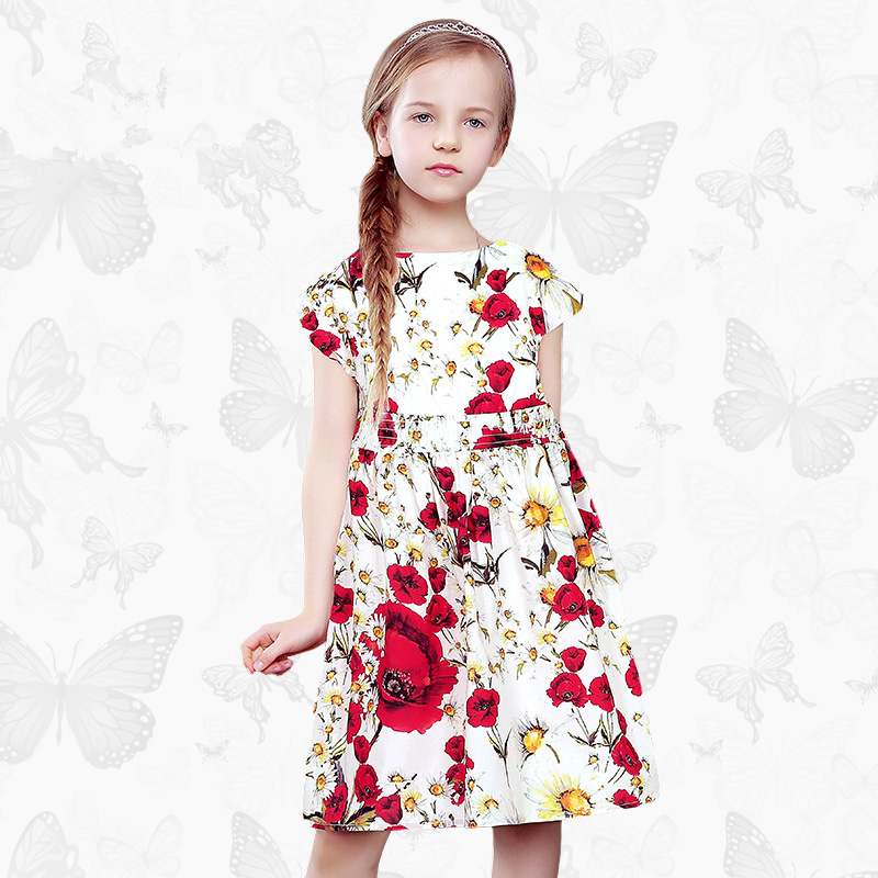 Toddler Girls Dresses Children Clothing 2017 Brand Princess Dress for Girls Clothes Fish Print Kids Beading Dress FANAIDENG 49 toddler girls dresses children clothing 2017 brand princess dress for girls clothes fish print kids beading dress fanaideng 50