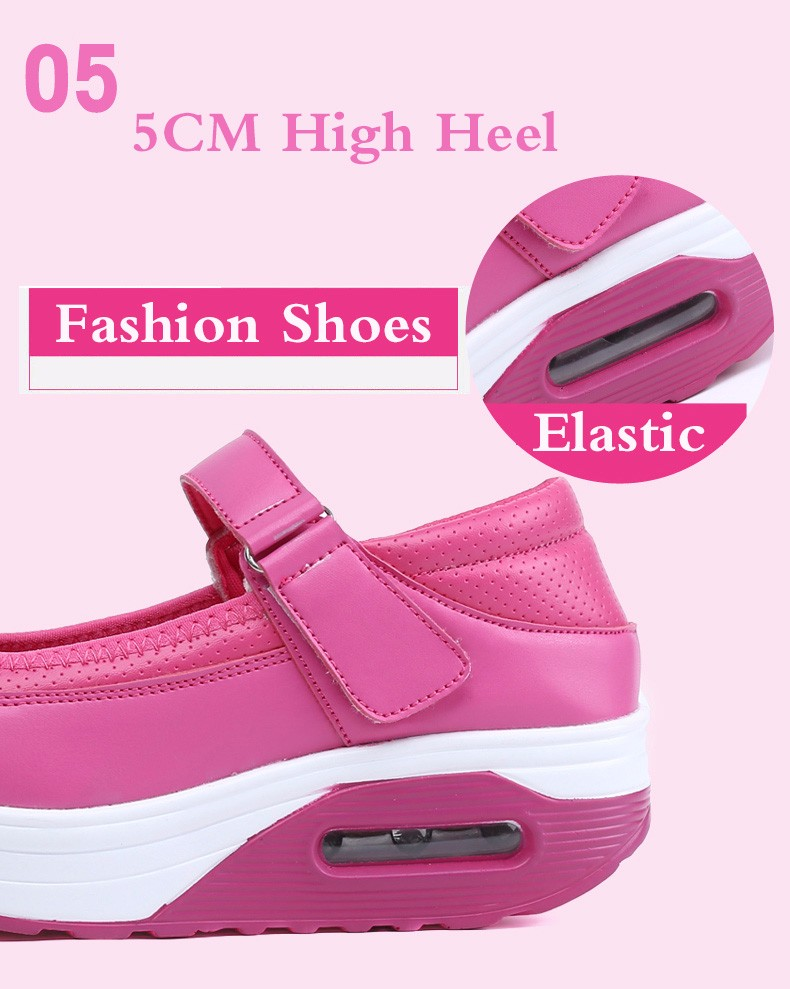 Mary Janes Style Women Casual Shoes Fashion Low Top Platform Shoes zapatillas deportivas mujer Breathable Women Trainers YD129 (9)