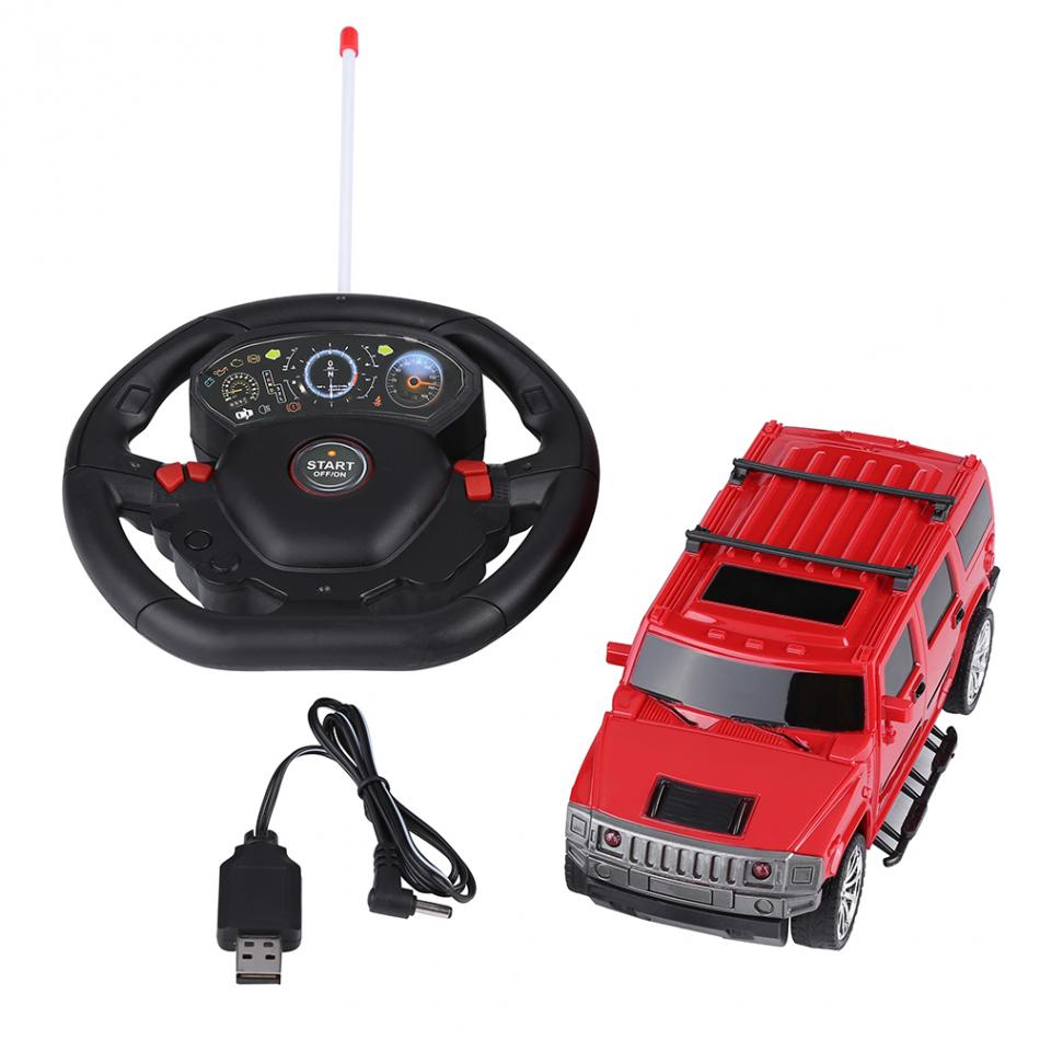 1:18 27MHZ 4CH RC Car Remote Control Gravity Sensor Vehicle Toy Electronic High Speed Model Toy Remote Control Car