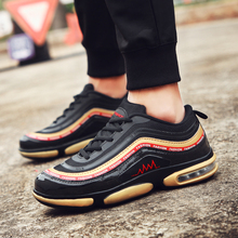 New Style Men Running Shoes Fashion Trainers Breathable Light for Outdoor Shock  Sport