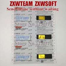 2019 Оригинал ZXWTEAM ZXWSOFT 3,0 программное обеспечение мобильный телефон ремонт чертеж 1 год (без доставки, время ожидания, онлайн доставка)