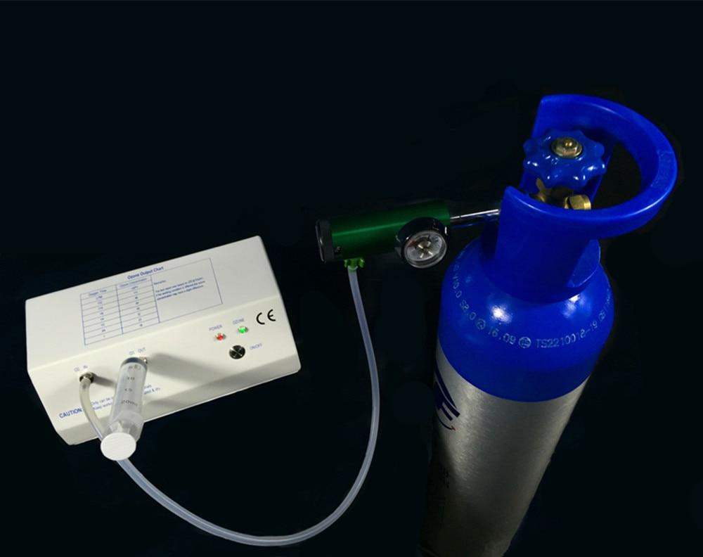 longevity medical ozone generator MOG004 18-110ug/ml ( via O2 tank)