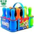 2016 Hot brinquedos educativos grandes bolas de boliche conjunto bola de boliche criança brinquedos ao ar livre brinquedo esportes criança definir TY17