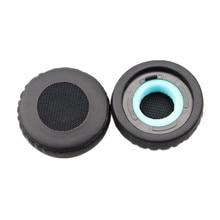 цена на Replacement foam Earpad Cushion for Philips M1 Fidelio headphones Sponge Earmuff