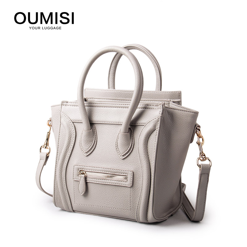 New 2017 Fashion Women Shoulder Bag Female PU Leather Casual Shoulder Bag Brand Designer Handbag High Quality ladiesTrapezer Bag