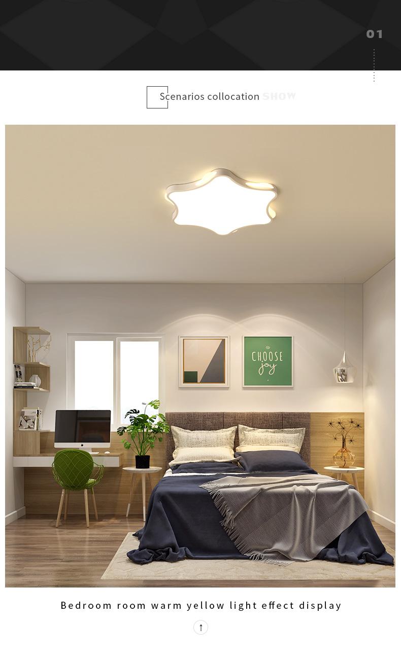 Moderne Led Bron Plafond Verlichtingsarmaturen Voor Woonkamer Slaapkamer Fog Lampenkap Ontwerp Versieren Van Binnenverlichting Met Dimmen Ceiling Light Fixture Fixture Designmodern Led Aliexpress