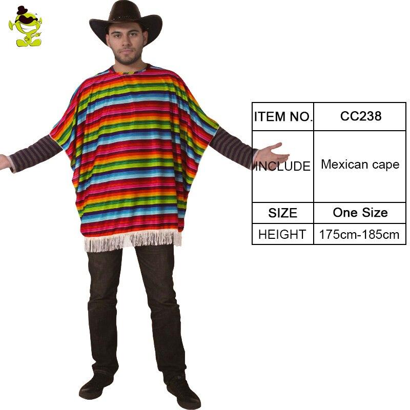 festa homem cabo trajes mexicanos