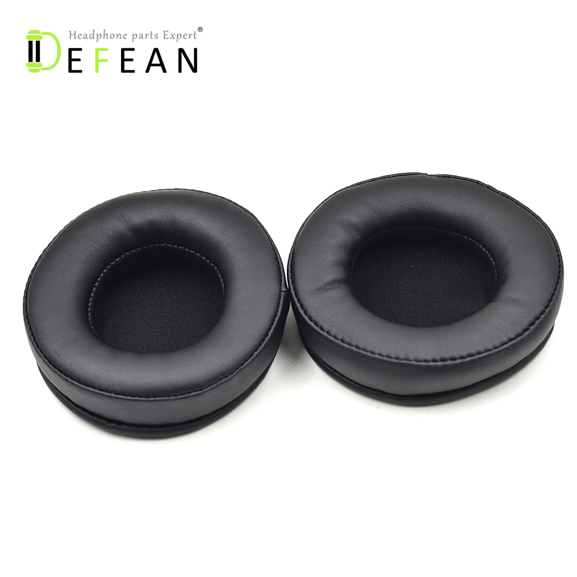 Velour Ear pads earpads cushion for Pioneer HDJ1000 HDJ2000 HDJ-1000 Headphones