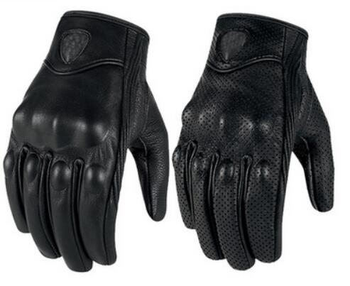 leather gloves motorcycle off-road Cycling gloves outdoorsports bike gloves ...