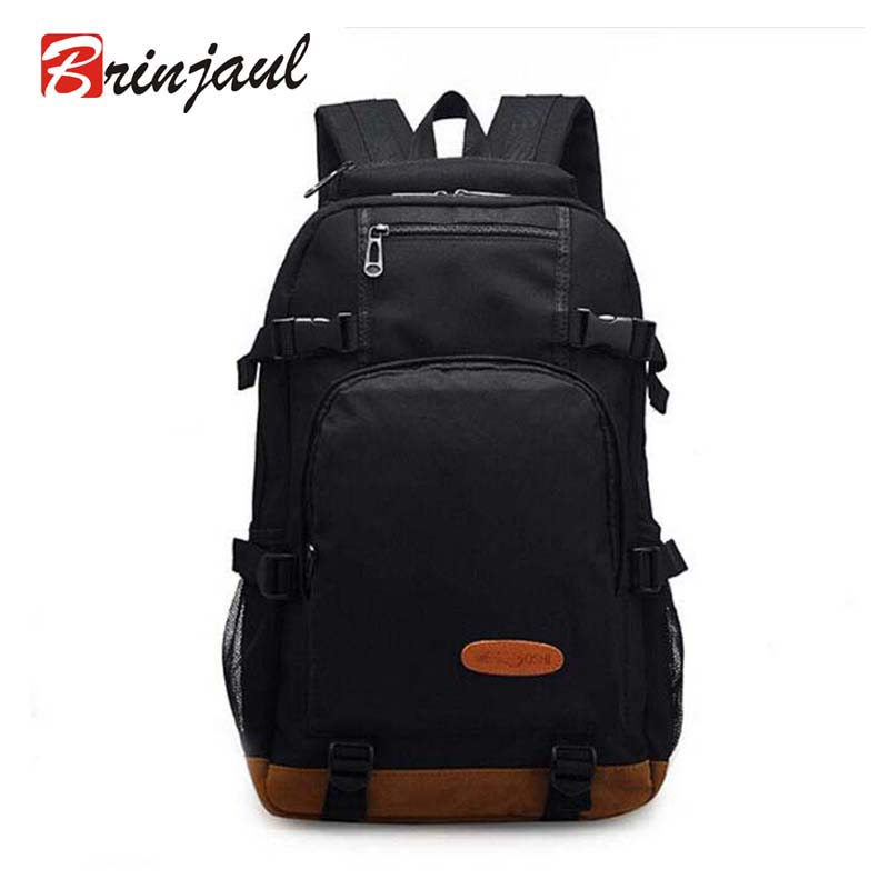 Brand Laptop Backpack Men's Travel Backpacks Multifunction Rucksack Waterproof Oxford Black School Bags For Teenagers CX368
