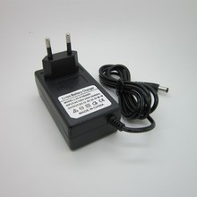 FREE SHIPPING 100-240V 12.6V 2A polymer lithium battery charger, 12.6 V2A power adapter charger dual IC 12.6V2A