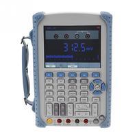 DSO1202B Digital Handheld Oscilloscope 2CH 200MHz 1GSa/s Multimeter AC100 240V high Resolution(640*480)
