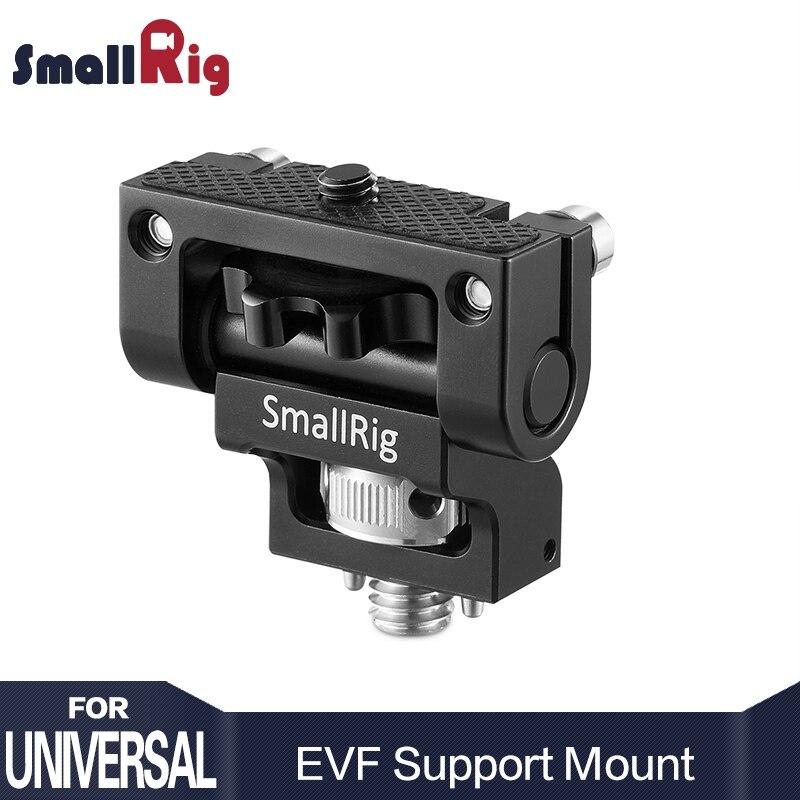 Petit Support de moniteur double caméra EVF Support de montage pivotant pour moniteur avec broches de positionnement Arri 2174