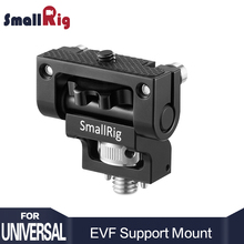 SmallRig Dual Camera Monitor Holder EVF Support Mount Swivel Monitor Mount with Arri Locating Pins 2174 цена