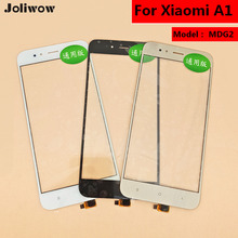 For Xiaomi Mi A1 MiA1 MDG2 Touch Screen Glass Digitizer Sensor Touchpad Replacement Front Glass Touch Panel Touch Sensor new 10 1 tablet campacitive touch screen for 10a01 fpc 1 a1 touch panel for 10a01 fpc 1 a1 digitizer glass sensor