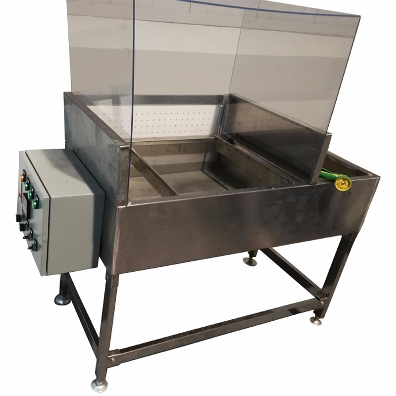 TSAUTOP Hydro Dipping And Rinse In One Tank For DIY Hydro Dipping Water Transfer Printing Dipping Tank With Washing Gun
