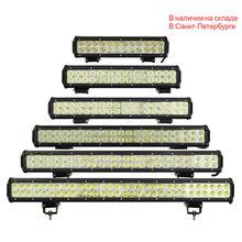 LED work Light Bar 12 Inch spot beam 4X4 SUV DRL Driving Headlight Truck Boat Pickup