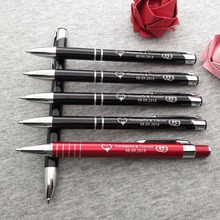 Top gift ideas/ good quality metal pen/ custom company gifts/ personalised pen