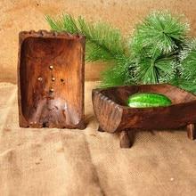 Mango Wood Soap Holder