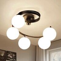 天井照明屋内天井ランプ寝室器具ホームデコ照明器具モダンなリビングルームの天井照明 -