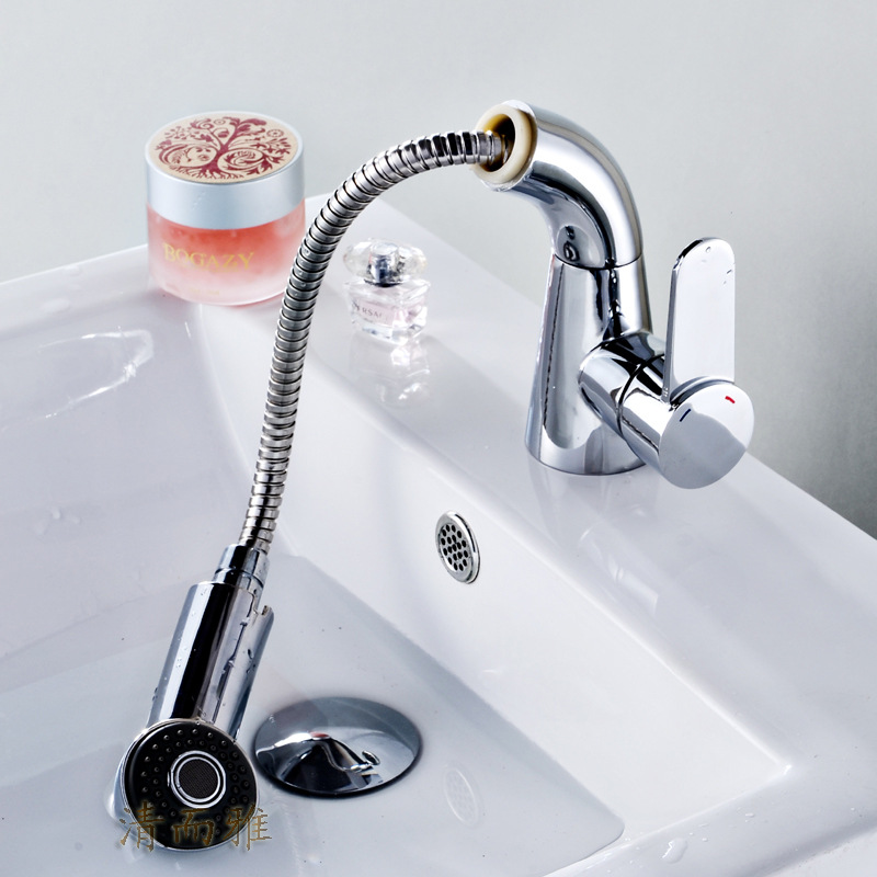 All copper clear and elegant models 8306 KITCHEN faucet manufacturers, wholesale