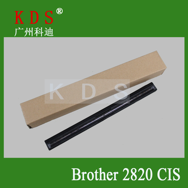 Used Flat scanner For Brother 190 2820 Contact Image Sensors (CIS) in Black Officejet Printer Part Consumable A-one Quality free shipping cis scanner for brother mfc 210c printer parts