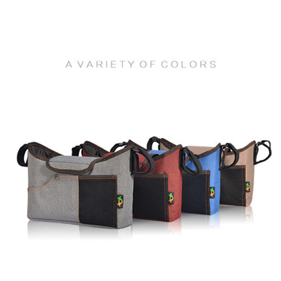 Multifunctional Baby Stroller Organizer Bag Storage Bag for Wheelchairs Baby Stroller Yoya Baby Pram Bag Stoller