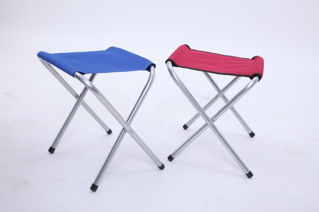 Sedia da campeggio pieghevole sgabello sedia di pesca urltralight