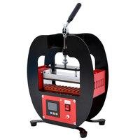 AH1707 550W Plastic Sublimation 10 Pens Heat Transfer Press Printing Machine DIY Ball Pen Heat Press Printing logo Pattern