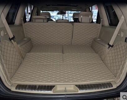 Yüksək keyfiyyət! Mercedes Benz GLS 7 oturacaqlar üçün xüsusi - Avtomobil daxili aksesuarları - Fotoqrafiya 5