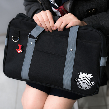 IGamer 40cm Persona 5 Canvas Messenger Bag
