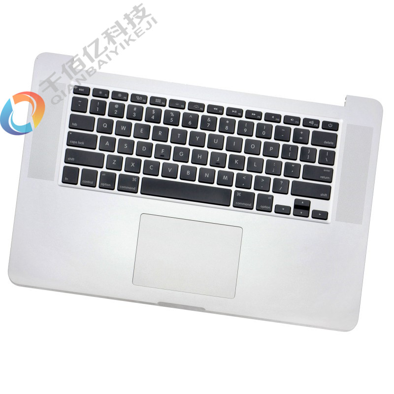 Brand New A1398 Top Case US Layout keyboard with trackpad for font b Macbook b font