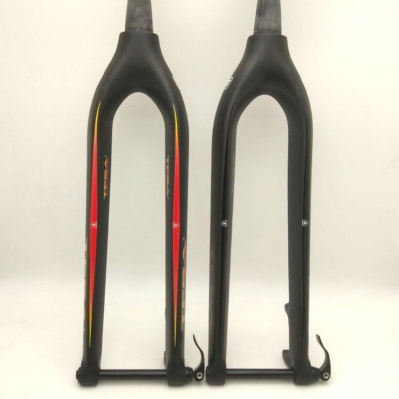 TFSA MTB DH downhill bike barrel shaft front fork fork 29er carbon mountain bike fork front cone through shaft 15mm mtb bmx motorcross 3d dh 2 mc05050
