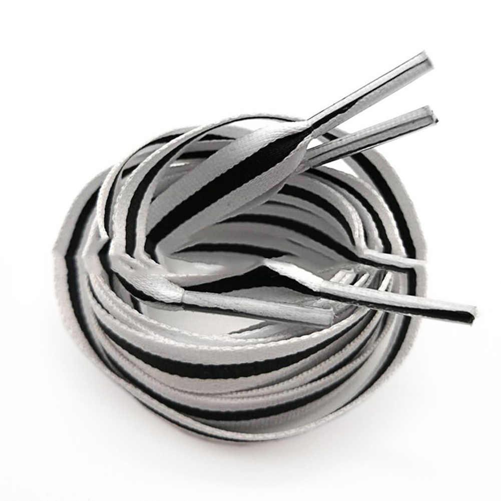 1 para 70cm Runner Shoea sznurowadła bezpieczeństwa sznurowadła Unisex dla sportu koszykówka brezentowych butów gorąca sprzedaż bezpłatna wysyłka
