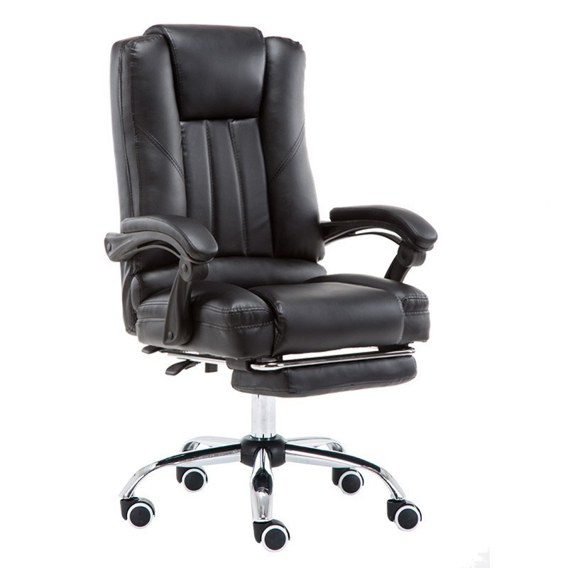 Gaming Esports Boss Office Silla Gamer Poltrona Genuine Leather Chair 7 Point Massage Ergonomics Artificial Leather