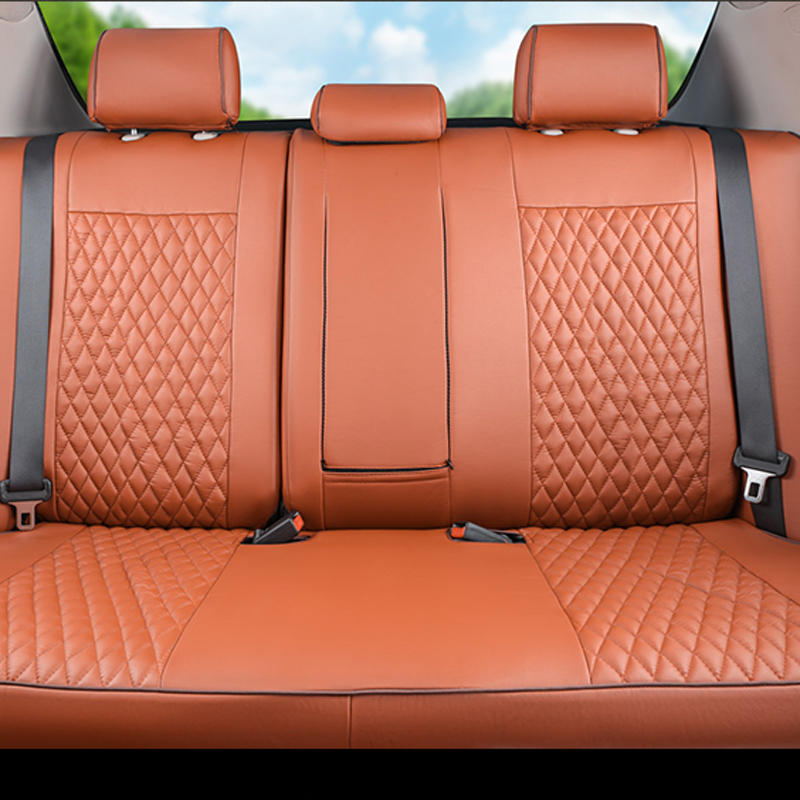 Cartailor Custom Pu Leather Seat Covers For Ford S Max Car Seat