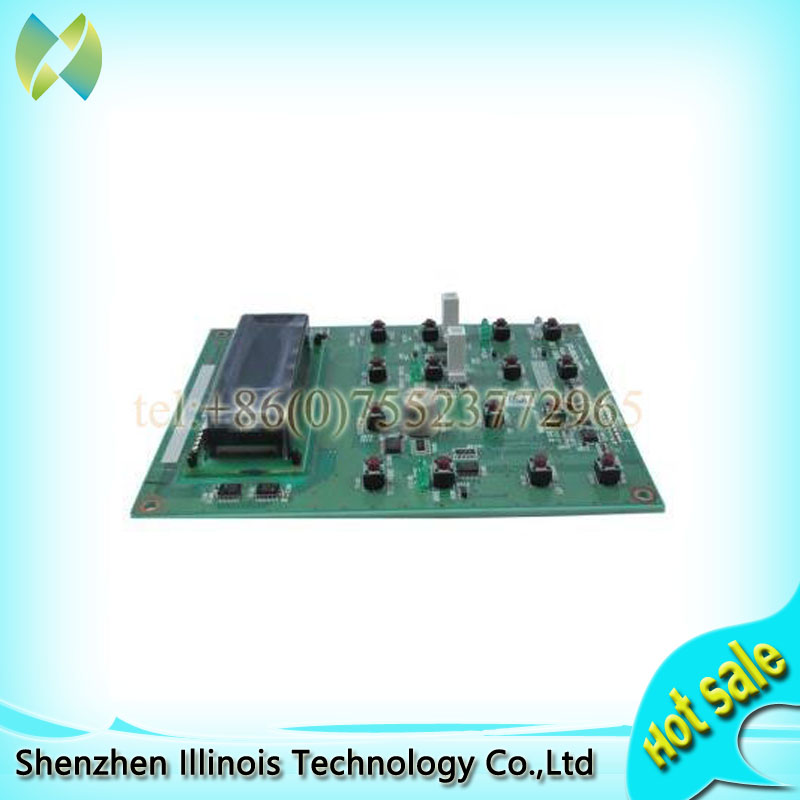 Original Roland SP-300 / SP-300V / SP-540V Panel Board-W840605010  printer parts free shipping big pan 50cm round pan roll machine automatic fried ice cream rolling rolled machine frying soft ice cream make