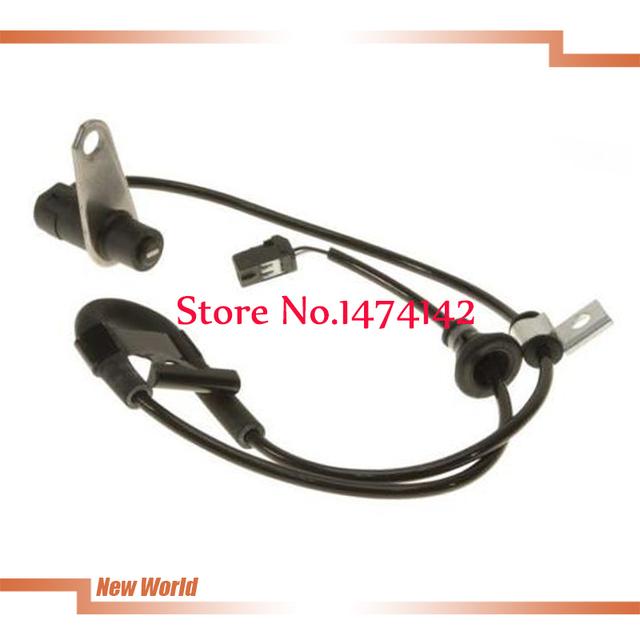 Envío libre ABS Sensor de Velocidad de Rueda Trasera Izquierda para Toyota Highlander RX300 89546-48020 8954648020