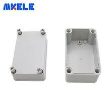 ABS Box Waterproof Electric Boxes 80*130*85MM IP65 DIY Junction Box For Electronic Project Plastic Enclosure