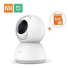 1080P Wireless Home Security XIaomi IP Camera H.265 HD Mi Mini Smart Wi-fi Camera Wifi Camara ip Two Way Audio Baby Monitor
