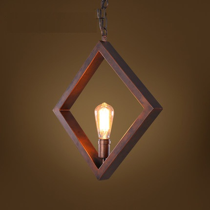 RH Loft Style Iron Rope Droplight Industrial Edison Vintage Pendant Lamp Dining Room Bar Hanging Light Fixtures Indoor Lighting loft style iron glass vintage pendant light fixtures edison industrial lamp dining room bar hanging droplight indoor lighting