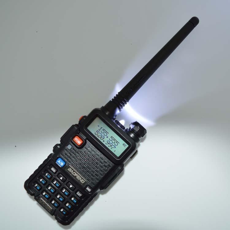 2 Pcs/Set Baofeng Uv-5R Portable Radio Walkie Talkie Uv 5R