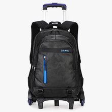 rodas à dwaterproof schoolbag