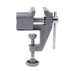 30mm Aluminium Legierung Maschine Bench Schraube Schraubstock Mini Tisch Umge Bench Clamp Schraube Schraubstock für DIY Handwerk Mould Fest reparatur Werkzeug 157